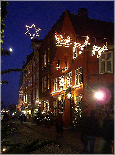 Lüneburg - Heiligengeiststraße