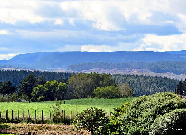 Distant Hills.