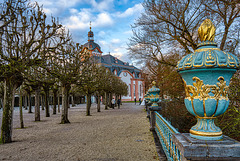 Weilburg Schlosspark