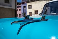 Cuba - hood ornaments