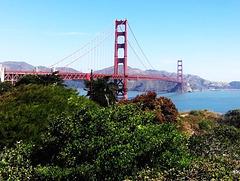 01 SAN FRANCISCO-Golden Gate Bridge