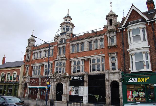 Digbeth Institute, Digbeth High Street, Birmingham