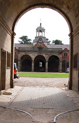 Victorian Stables, Ingestre Hall, Staffordshire