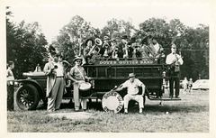 Dover Gutter Band, Dover, New Jersey, ca. 1960s