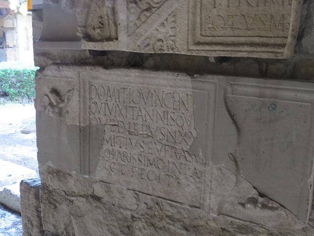 Musée archéologique de Split : AE 2010, 1186.