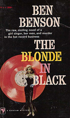 Ben Benson - The Blonde in Black