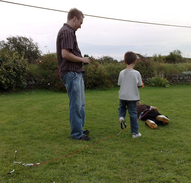 Keeping the children under control