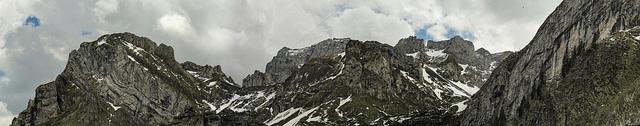 Im Alpstein zwischen See-Alp & Mesmer