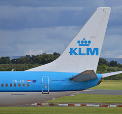 Tails of the airways  KLM