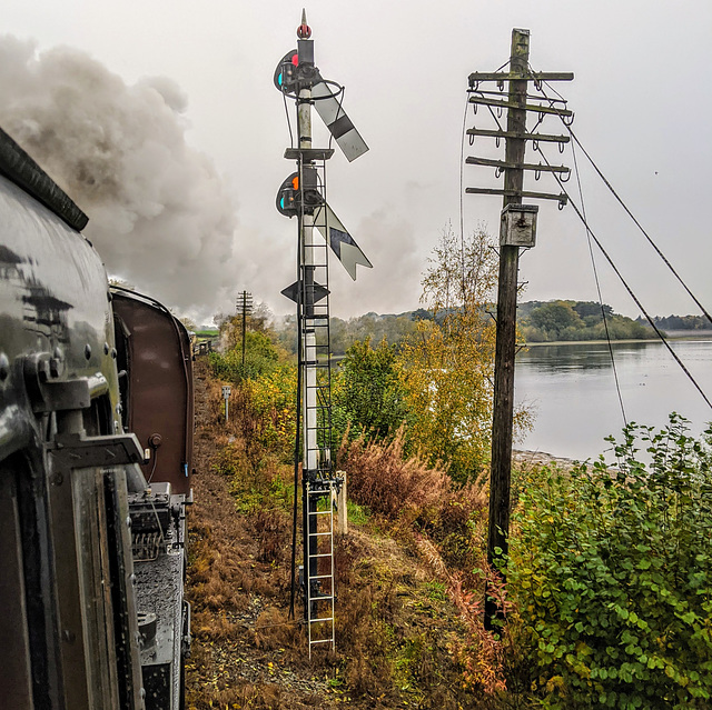 Great Central Railway Swithland Leicestershire 21st October 2020