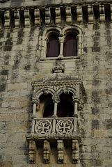 Torre de Belém - Janelas de Leste