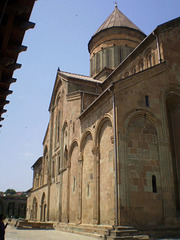 Svetiskhoveli Cathedral (11th century).