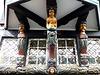 Details an einem Haus in Ahrweiler