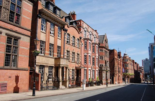 Cornwall Street, Birmingham, West Midlands