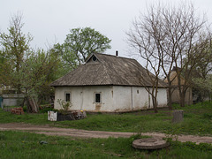 Хатинка в Парафиевке / House in the Village of Parafievka