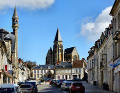 Clermont-de-l'Oise - Saint-Samson