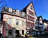 Stadtwache und Fachwerkhäuser in Ahrweiler