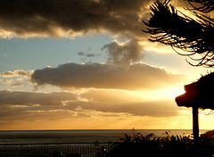 Sunset in the Atlantic... ©UdoSm
