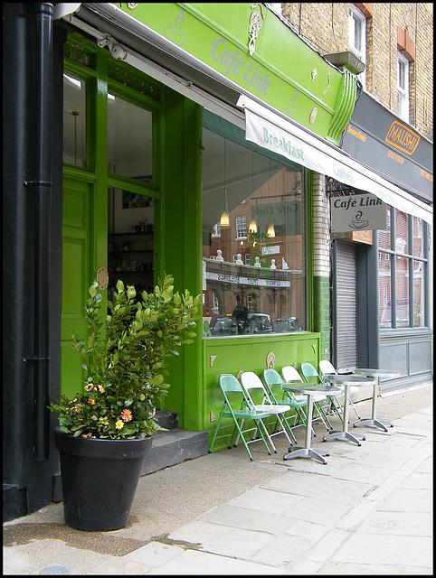 Cafe Link