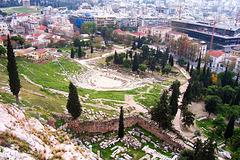 GR - Athens - Dionysos Theatre