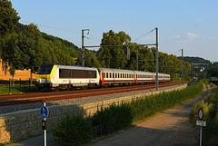 InterCity chez le Grand-Duc