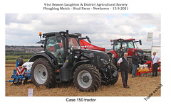 Case IH 150 tractor
