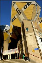 Cube Houses, Rotterdam...