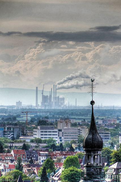Großkraftwerk Mannheim / Mannheim Power Plant (300°)