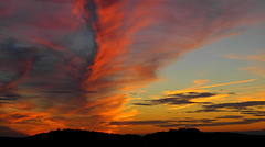 BELFORT: 2016.08.04 Levé du soleil.
