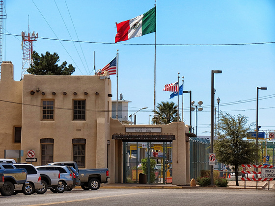 U.S. Customs and Border Protection Port of Entry