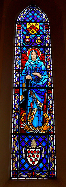 East Window, St Margaret's Church, Ward End, Birmingham, West Midlands