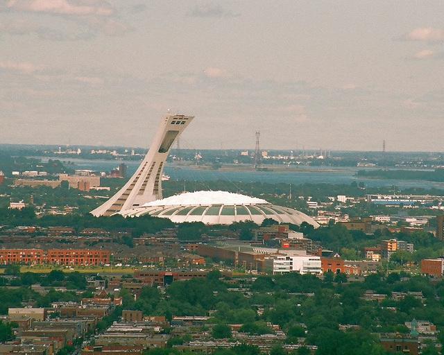 olympic stadium in 2005