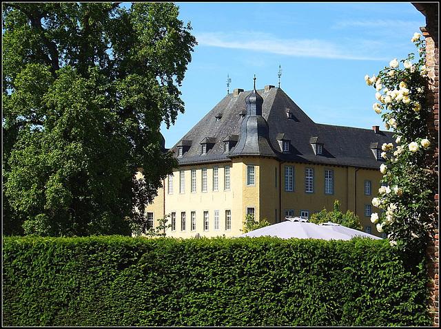 Schloss Dyck, Jüchen 021