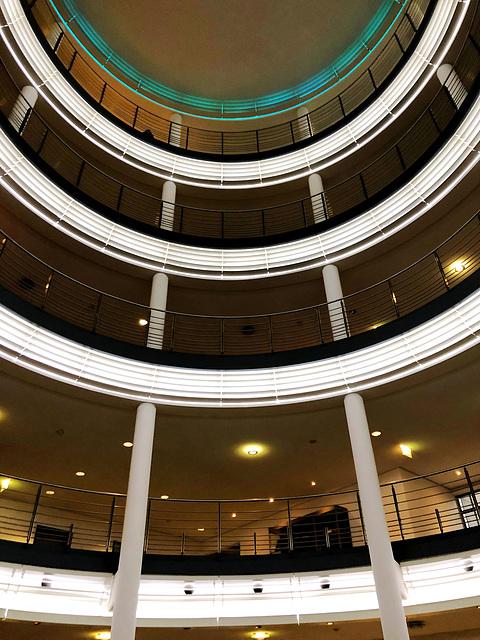 DE - Köln - Gothaer Versicherung, Rotunde in Haus 2