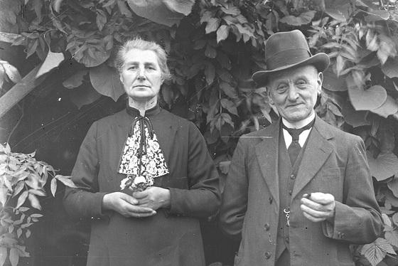 Angela, geb. Langen und Johann Wilkens