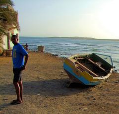 Fisherman in Sal Rei