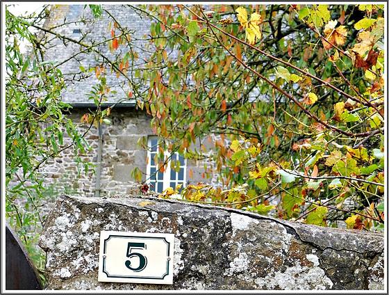 (Maison de procureur fiscal, le Haut Lion, la Ville Ger (Pleudihen-sur-Rance) 22