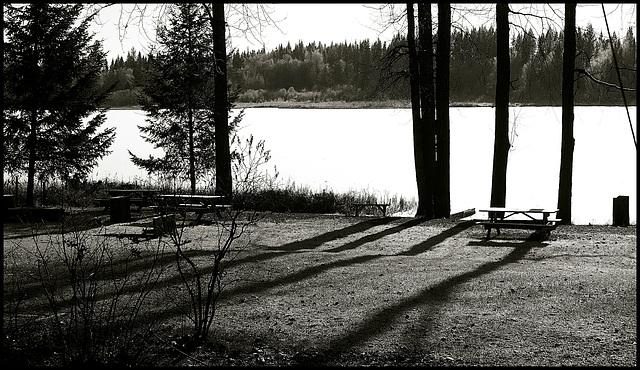 Dragon Lake.