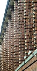 Fassade des Broschek-Hauses