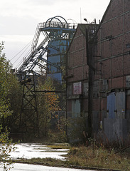 Colliery decay
