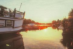 Summer of '13 - Thames at Richmond