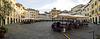 Piazza dell'anfiteatro, Lucca, Toscana