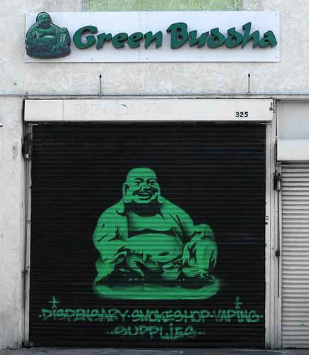 Green Buddha (2683)
