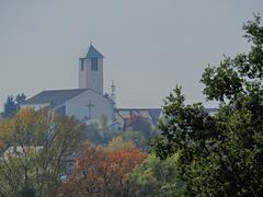 Stadtpfarrkirche St. Barbara - Maxhütte-Haidhof