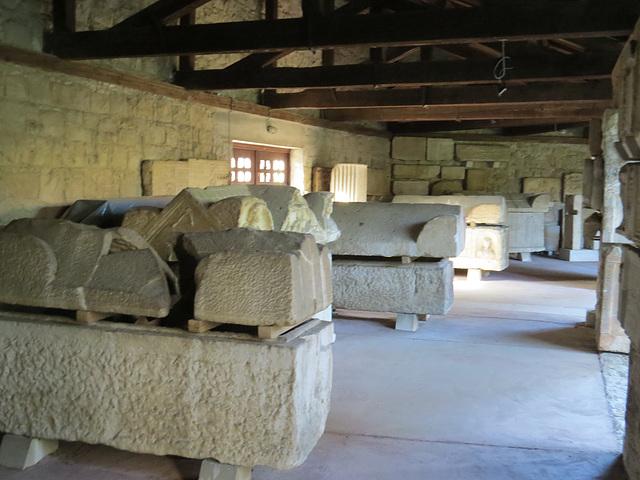 Musée archéologique de Split : lapidarium.