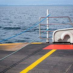 Car-Ferry on Lake Constance - HFF