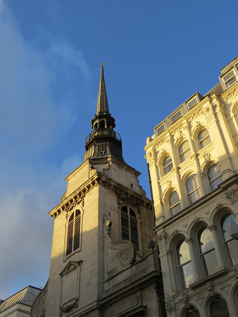st martin ludgate, london