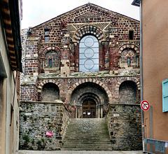 Le Monastier-sur-Gazeille - Saint Chaffre