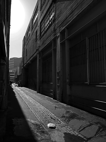 Los Angeles Alley (2687)