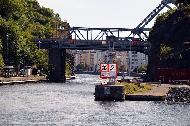 Danviksbro / Danviksbrücke Stockholm